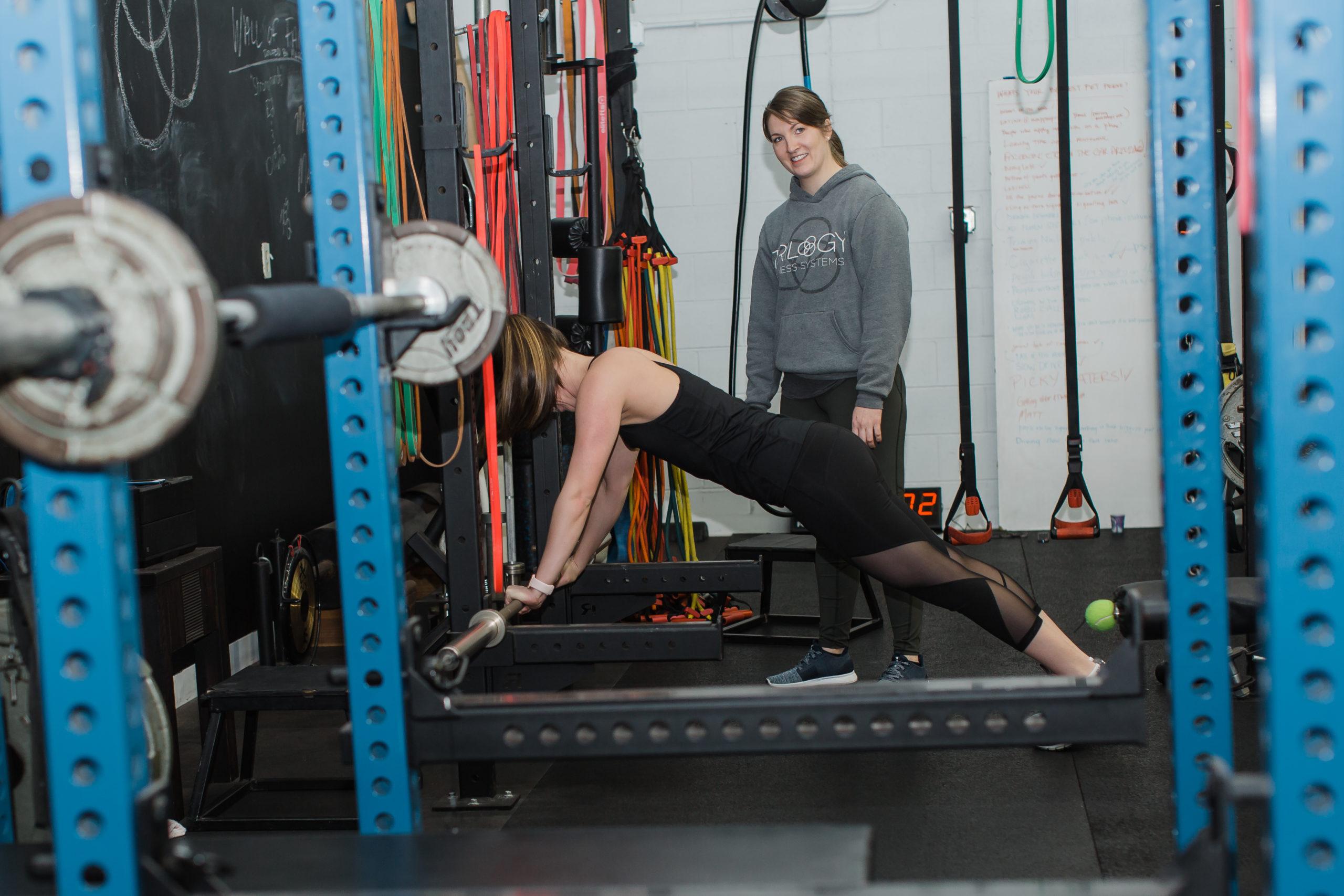 Personal Trainer - Helen C